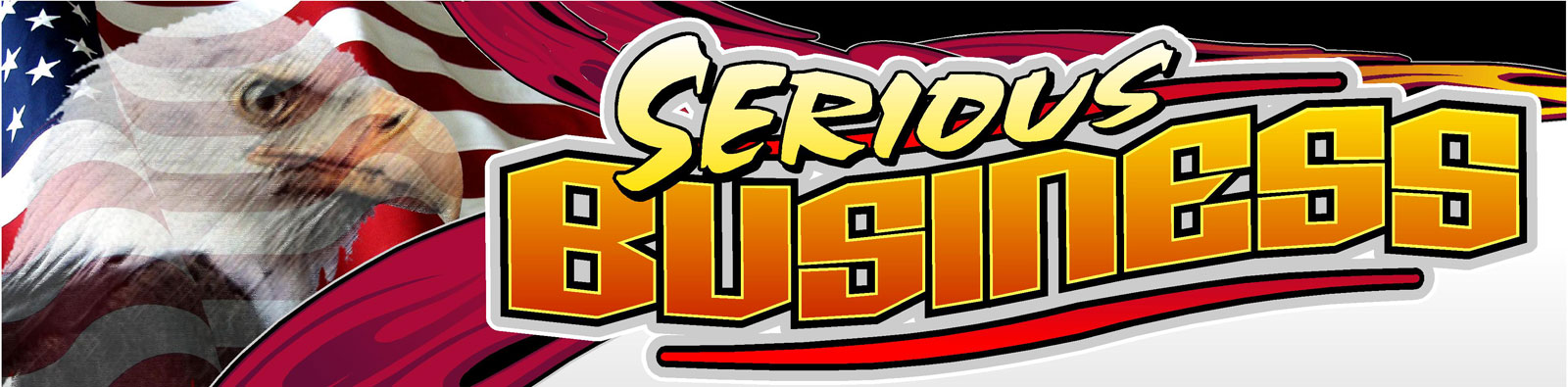 serious business logo