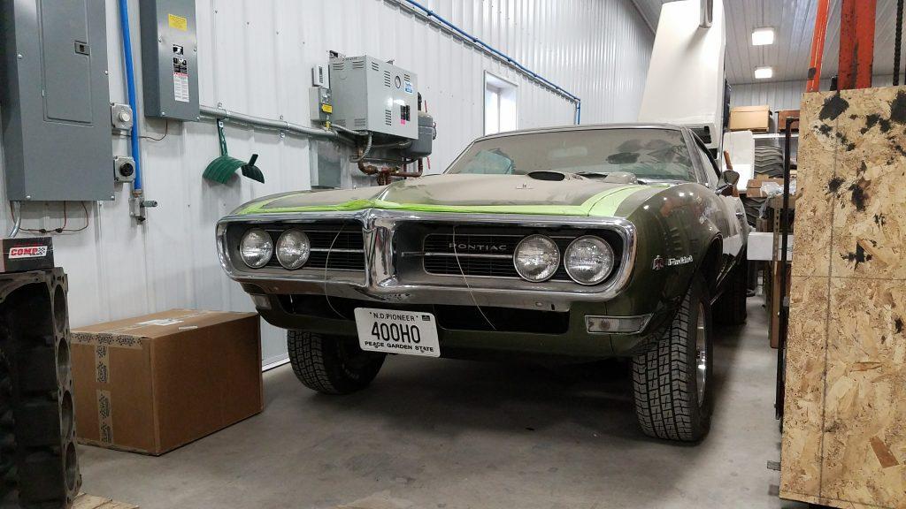car repair shop nd